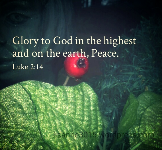 He is our peace.